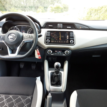 Nissan micra 1.0  N- connecta